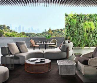 Come arredare il giardino in stile moderno