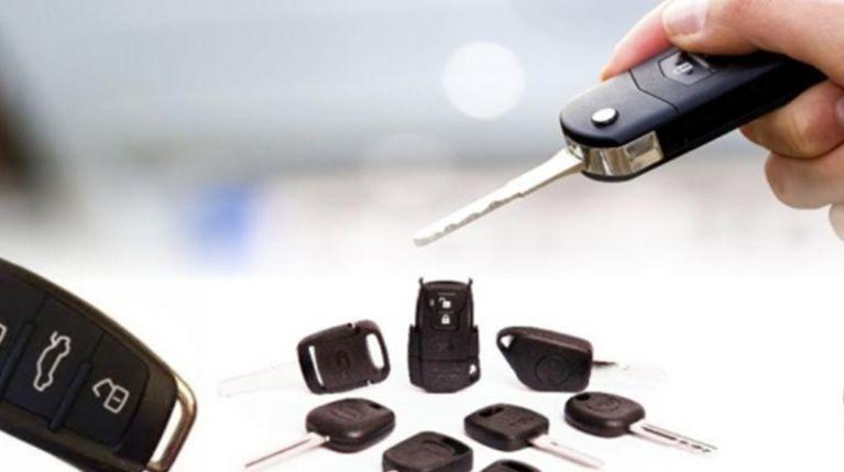 Vendita chiavi auto codificate online