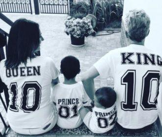 Magliette King Queen: cosa sono e quanto costano
