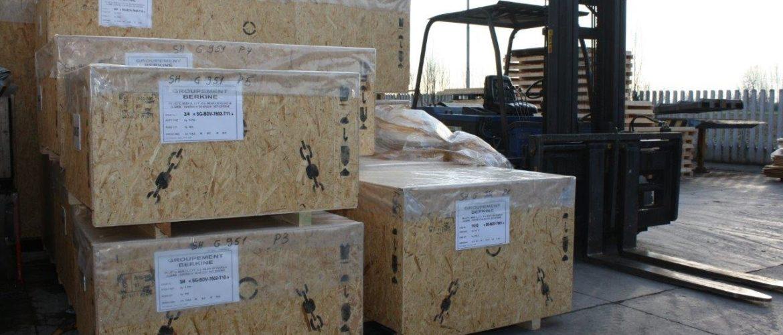 La scelta degli imballaggi in legno: cosa sapere
